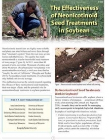 New Study Confirms that IPM is a Better Pest Management Investment for Soybean Aphid than Seed Treatment